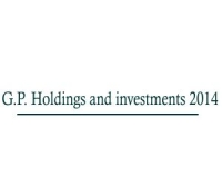 G.P. Holdings and investments 2014