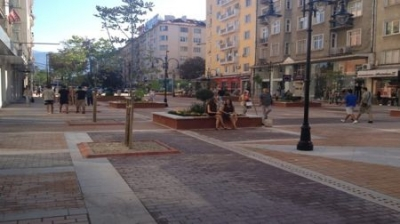 Vitosha Boulevard Remains Among the Cheapest Shopping Streets in the Balkans