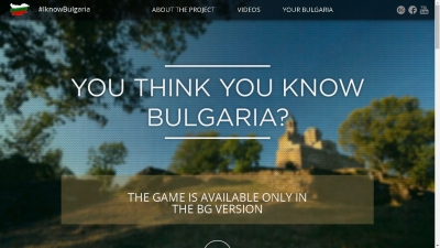 YOU THINK YOU KNOW BULGARIA?