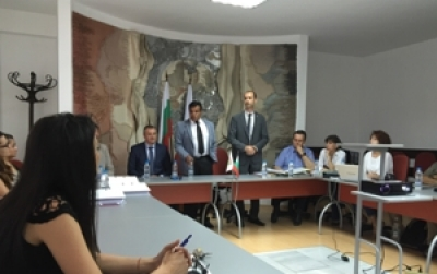 A Public Discussion on Project Plana Hights was held in Samokov Municipality