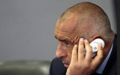 The great friend of Israel Mr Boiko Borisov Prime Minister of Bulgaria offers assistance to Israel because of fire emergency